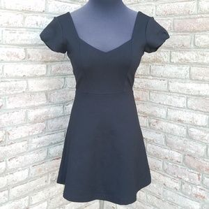 NWOT Urban Outfitters Black A-Line Dress LBD